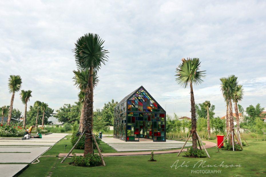 Taman Mozaik Surabaya