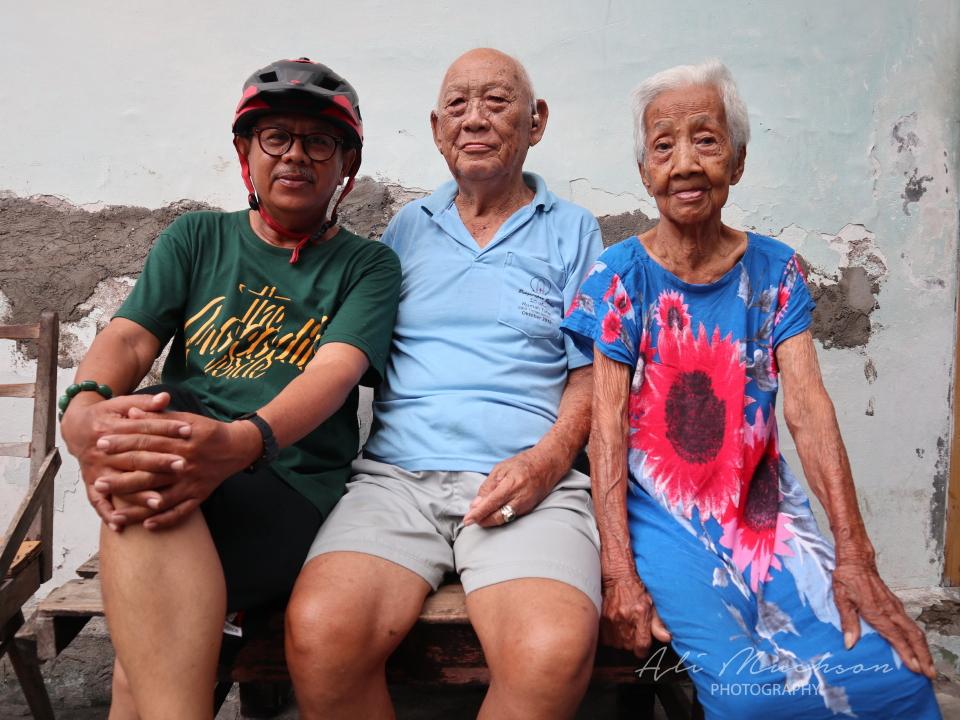 Kampung Tambak Bayan Surabaya - Lei Djuwe