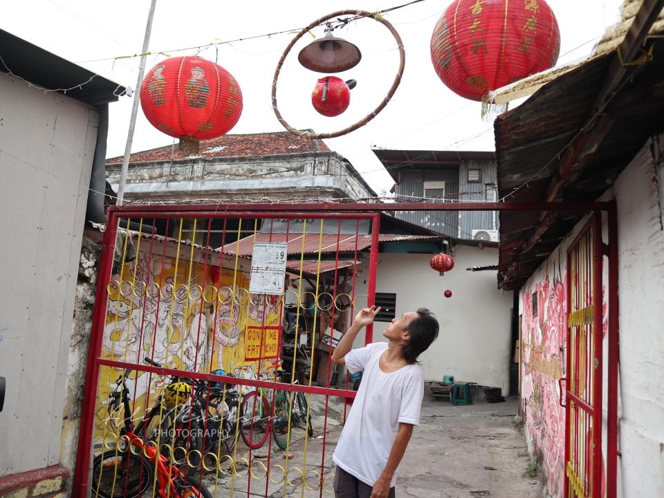 Koko Gepeng - Kampung Tambak Bayan Surabaya