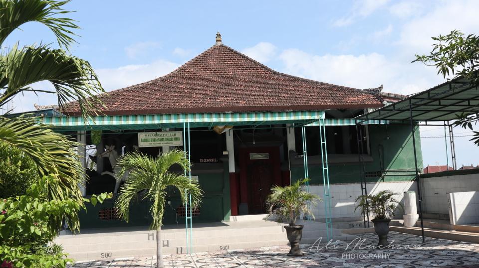 Kompleks Makan Habib Ali, Kusamba