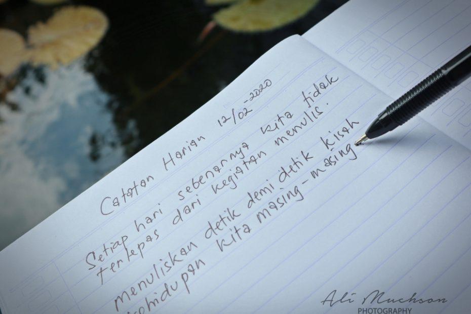 Menulis, Tentu Semua Bisa