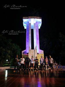 Roodebrug Soerabaia : Historical Night Ride. Menyusuri Kalimas, Menyusuri Peradaban Kota