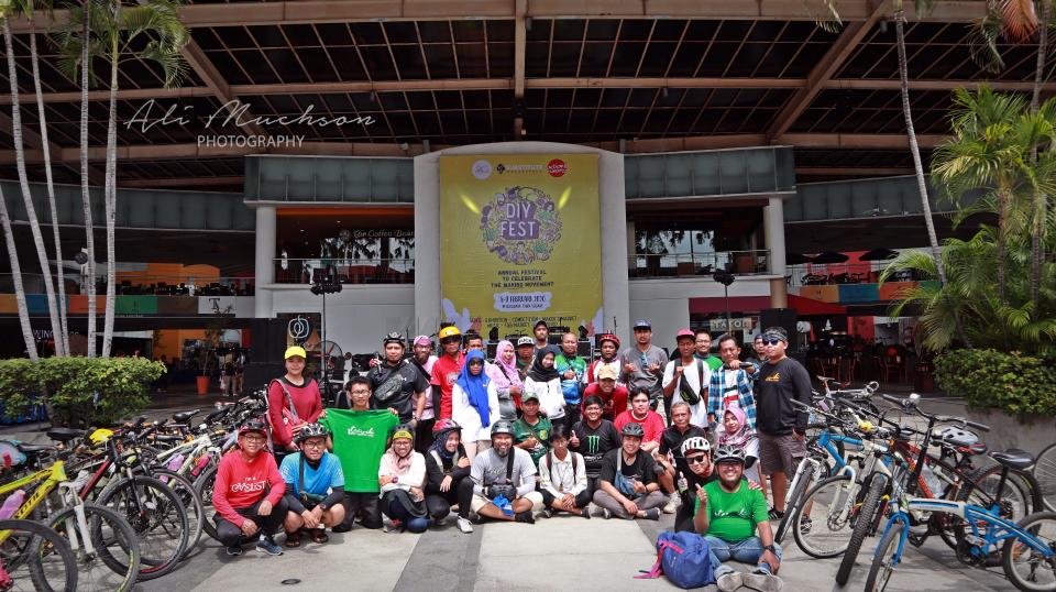Subcyclist : Gowes & Belajar Bareng Repair Sepeda