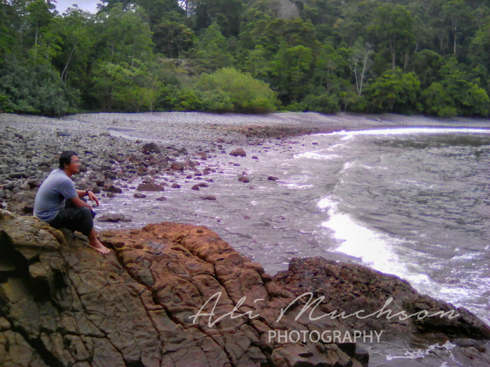 Pantai Teluk Hijau Banyuwangi