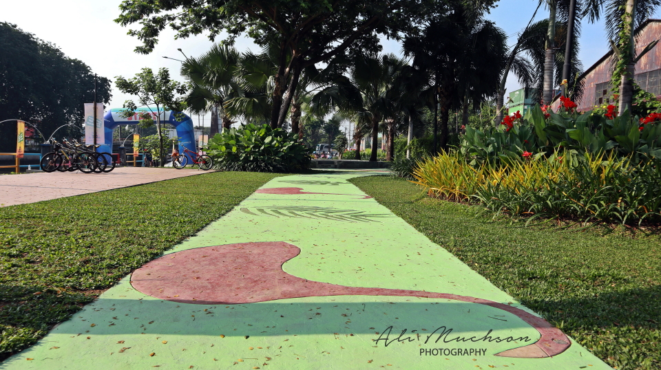 Taman Petekan Surabaya