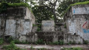 Benteng Kedung Cowek Surabaya : Melalui Jalan Panjang Ditetapkan Sebagai Cagar Budaya