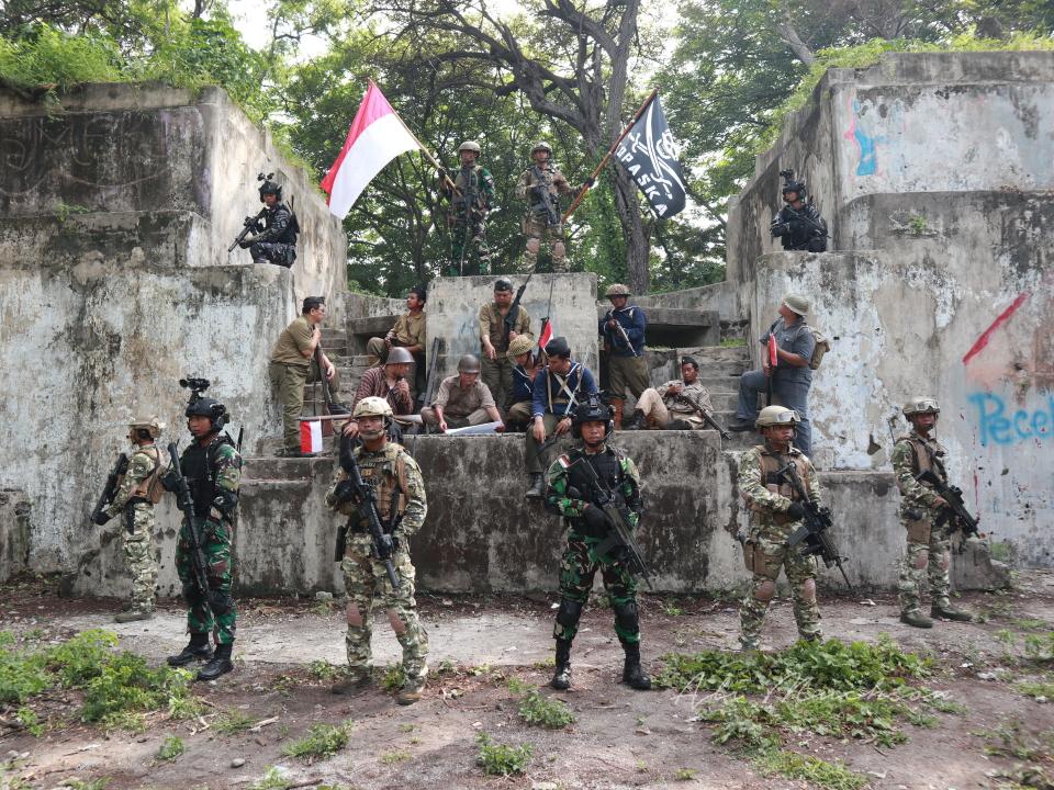 Benteng Kedung Cowek Surabaya