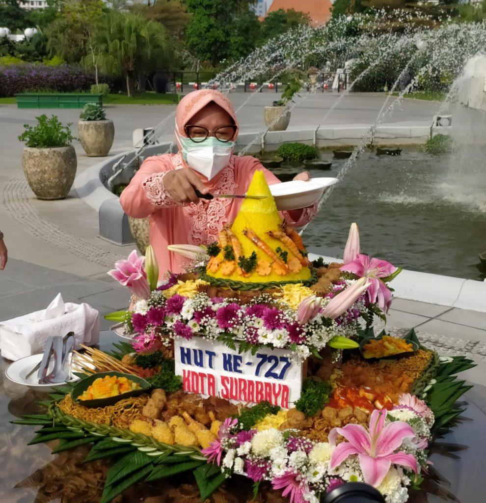 HJKS Ke-727 Tahun 2020 (Dok. Humas Pemkot Sby./Aswad)