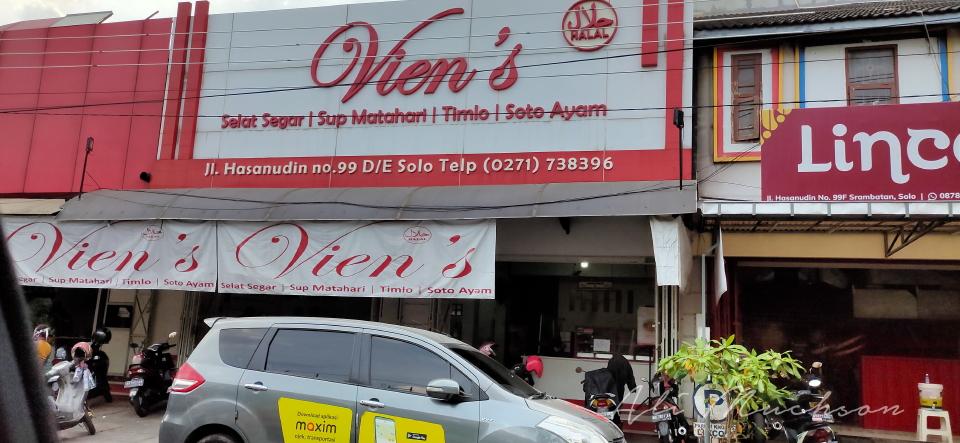 Selat Segar Vien's Solo