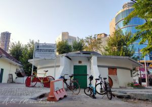 Bersepeda Sembari Gali Sejarah Yang Terpendam Waktu, Singgah di Bungker Tegalsari