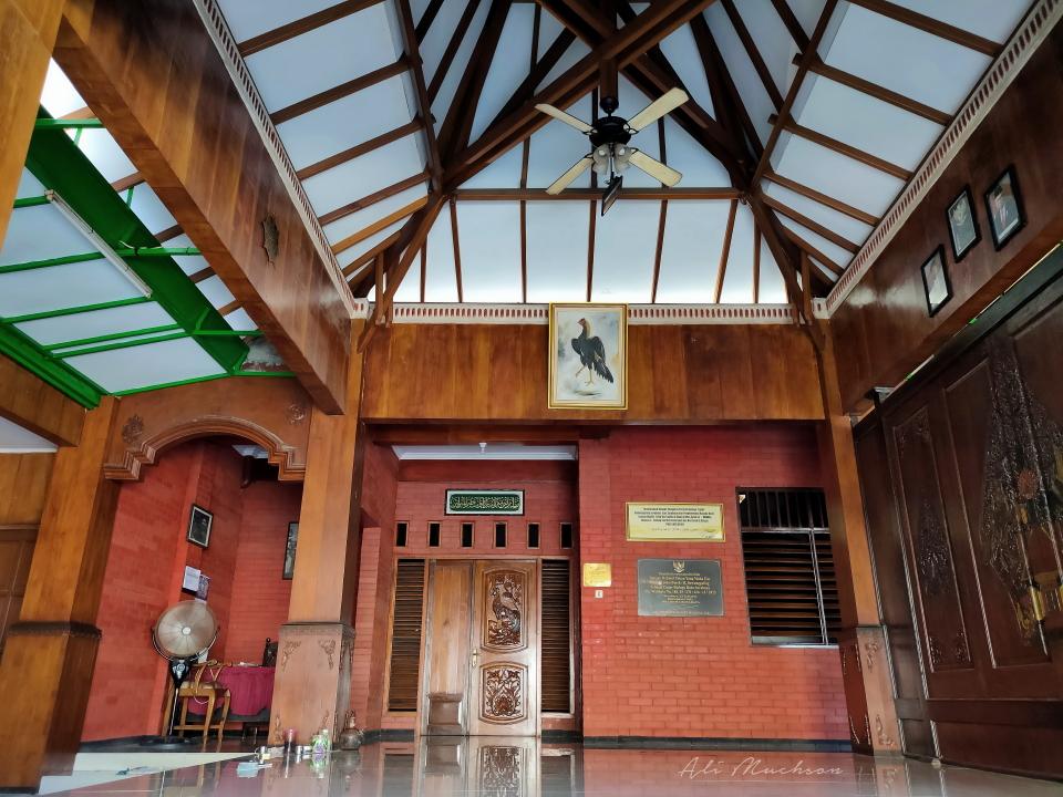 Aula Makam Raden Sawunggaling