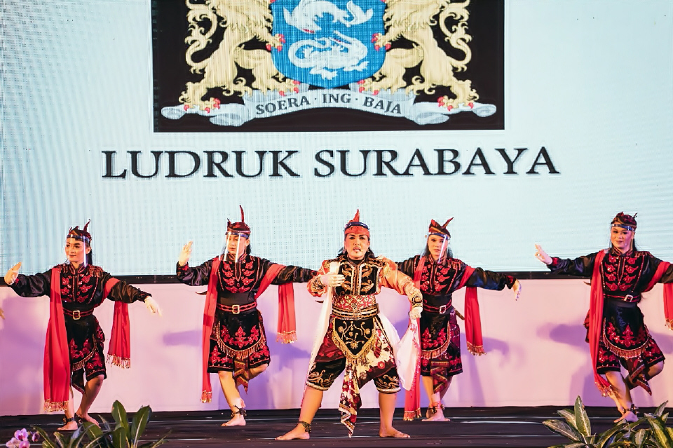 Parade Seni Budaya Surabaya 2020