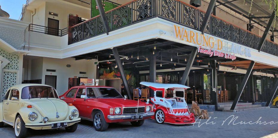 Warung Dulang 88, Family Resto & Cafe