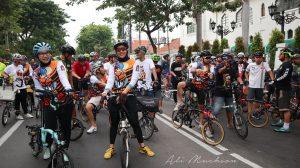 Bangun Budaya Tertib bagi Pesepeda Terbit Permenhub Nomor 59 Tahun 2020
