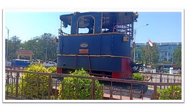 Lokomotif Trem uap B12 nomor 39 https://www.kompasiana.com/penaulum/5d68acb9097f36567c7b0602/monumen-kereta-api-icon-stasiun-pasar-turi