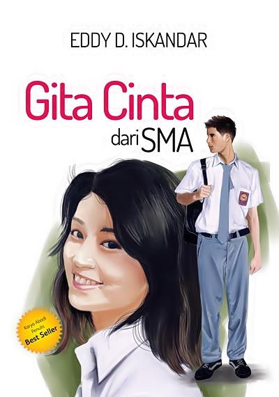 Novel Gita Cinta dari SMA
