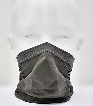 Myant - Kanada, ciptakan masker berlapis ganda, kandungan serat tembaga dan perak. (Foto Myant PPE)