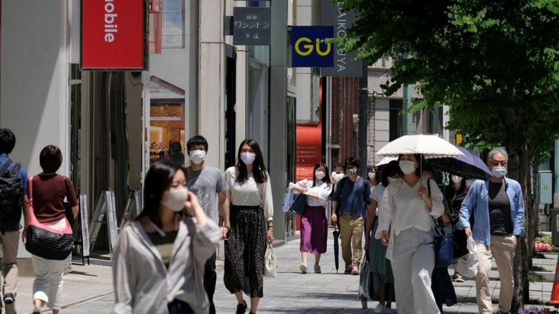 Kehidupan di Jepang saat pandemi Cocid-19