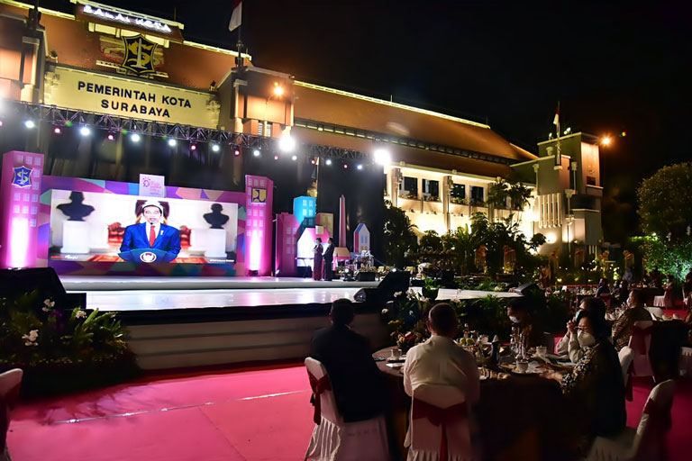 World Habitat Day 2020-Sambutan Presiden Joko Widodo