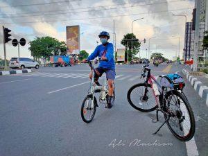 Nikmati Bersepeda dengan Nyaman, Namun Tetap Waspada dengan Ancaman Begal