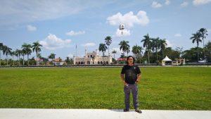 Istana Siak Sri Indrapura Bukti Kejayaan Kerajaan Melayu Islam di Riau