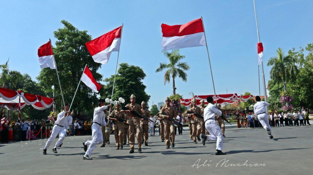 Peringatan Hari Pahlawan Nasional 2020