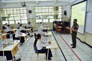 Gandeng Kejaksaan Negeri, Pemkot Surabaya Tanamkan Nilai Anti Korupsi pada Pelajar