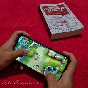 Literasi Sangat Esensial bagi Generasi Milenial, Medsos dan Game Online Jadi Penggoda