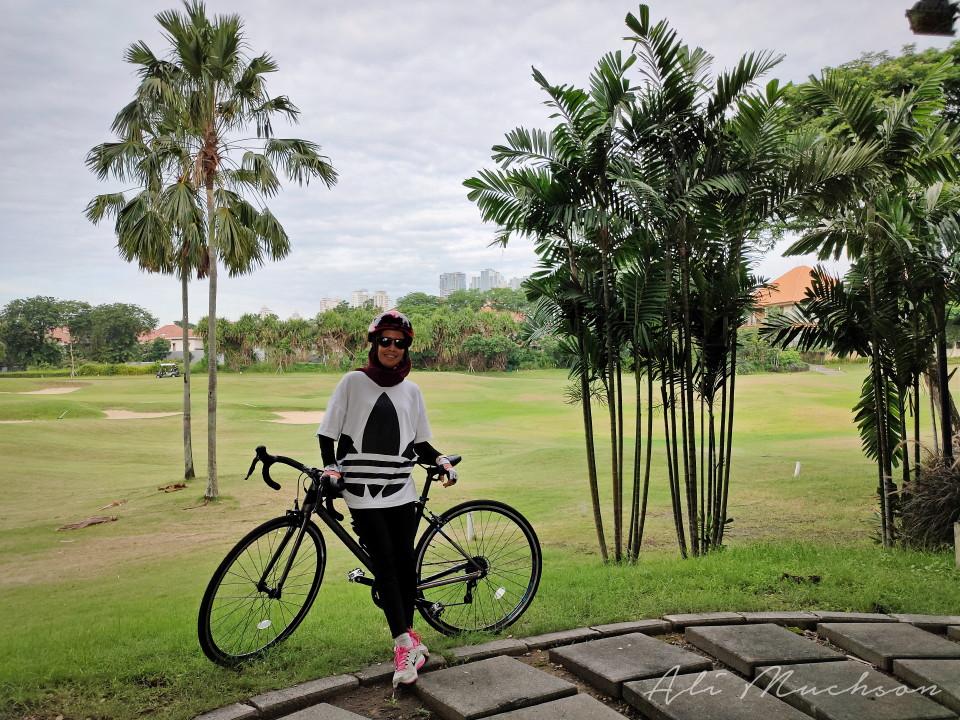 Rame-rame Temani Gowesist dari Duri Provinsi Riau