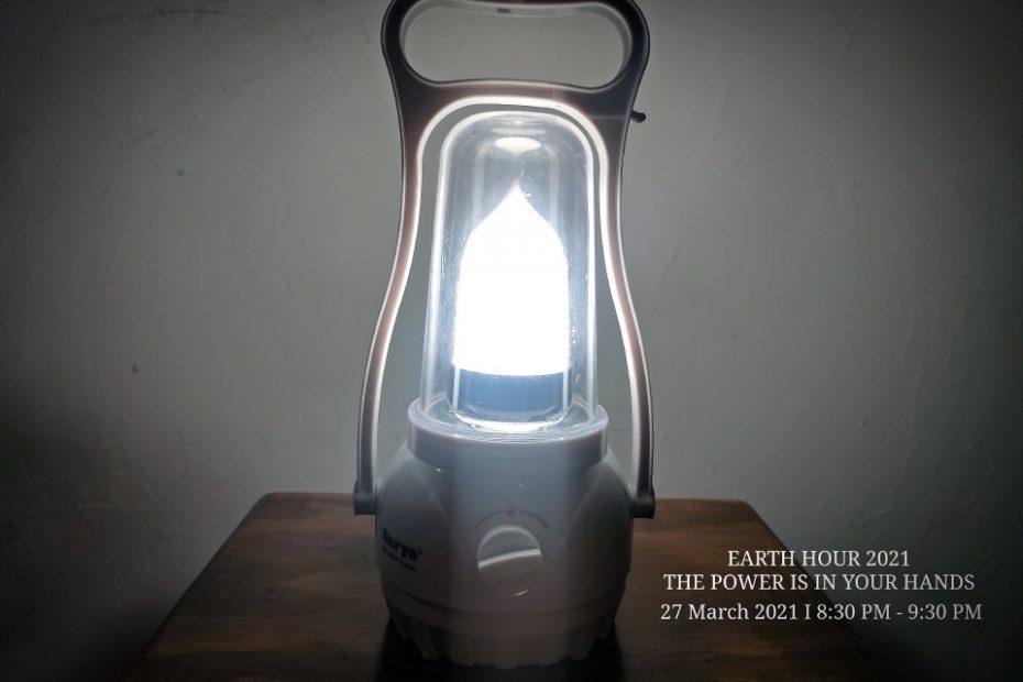 Earth Hour 2021 : Padamkan Listrik Satu Jam sebagai Bentuk Kepedulian terhadap Masa Depan Bumi