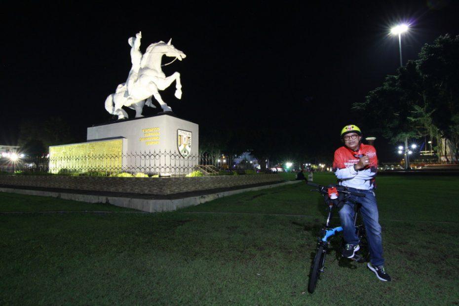 """Kota Magelang """"Tuin van Java"""" dengan Alun-Alunnya sebagai Town Square Teindah di Indonesia"""
