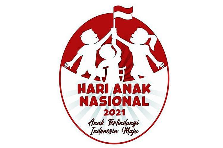 """Hari Anak Nasional (HAN) Tahun 2021 : """"Anak Terlindungi, Indonesia Maju"""""""