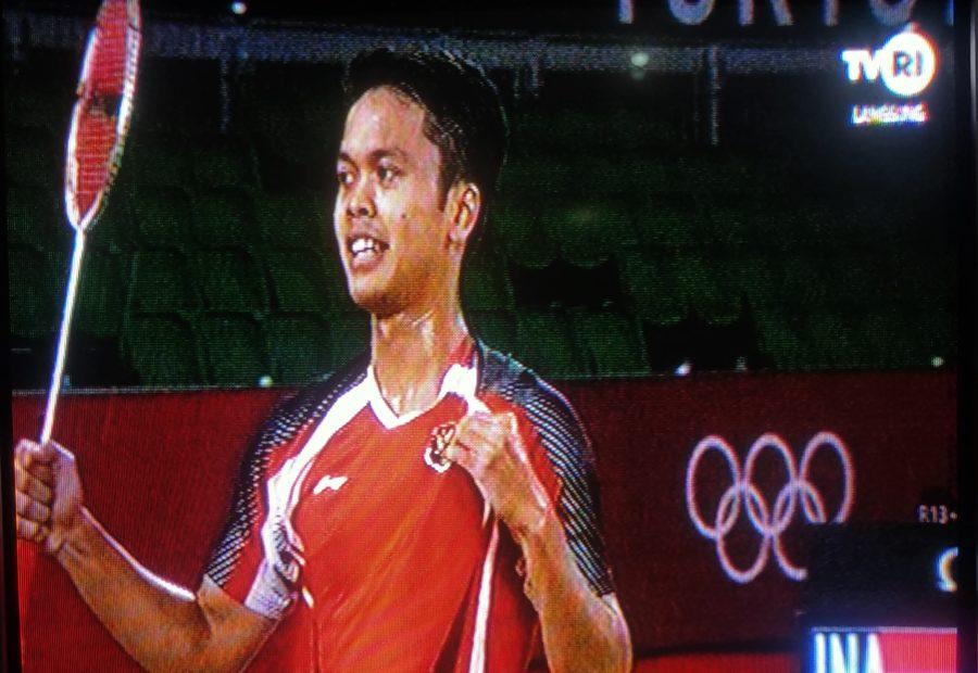 Anthony Sinisuka Ginting Raih Perunggu Olimpiade Tokyo 2020